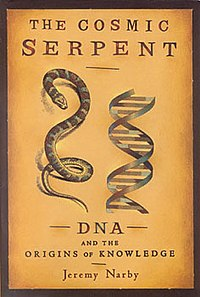 The Cosmic Serpent cover