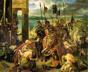 Crusaderin Constantinople