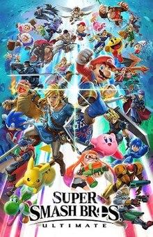 Super Smash Bros Ultimate Wikipedia