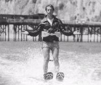 Fonzie jumps the shark