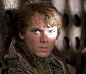 Anton Yelchin as Kyle Reese in ''Terminator Sa...