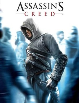 Assassin's Creed cover.