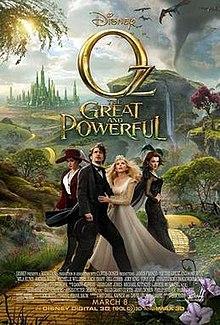 new oz movie