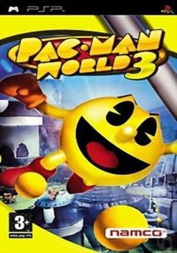 PAL region cover of the PSP version.