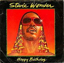 Happy Birthday Stevie Wonder Song Wikipedia