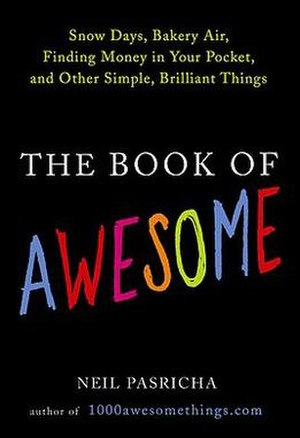 The Book of Awesome cover.
