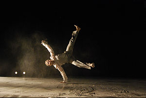 "Matt Cornell in Contemporary Dance work ""..."