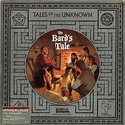 The Bard's Tale cover