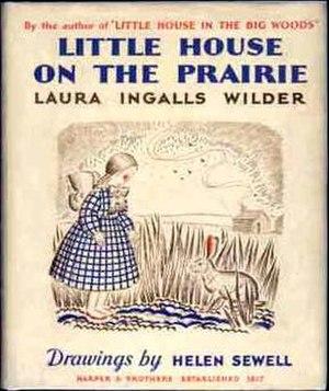 Little House on the Prairie (novel)