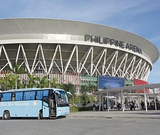 Ph Bulacan Bocaue Philippine Arena Front Jpeg