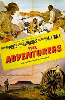 The Adventurers 1951 Film Wikipedia