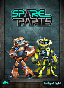 Spare Parts Video Game Wikipedia