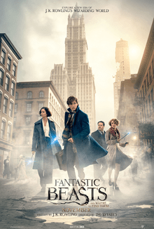 Fantastic Beasts and Where to Find Them poster.png