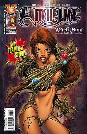 Witchblade #80.