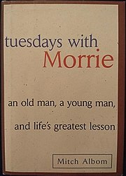 Tuesdays with Morrie book cover.jpg