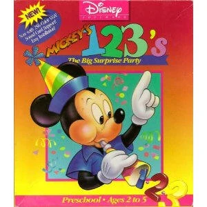 Mickey S 123 The Big Surprise Party Wikipedia