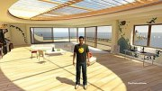 The PlayStation Home avatar and Harbour Studio