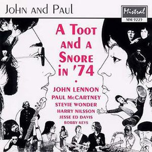 A Toot and a Snore in '74, the 1992 bootleg album