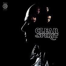 Omslaget till Spirit - Clear