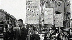 Image result for 1963 – The Bristol Bus Boycott