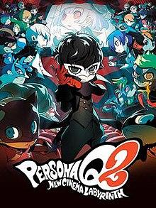 Persona Q2 New Cinema Labyrinth Wikipedia