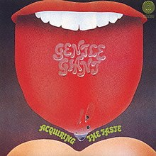 Gentle Giant – Acquiring The Taste