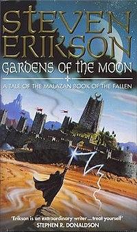 Gardens of the Moon (via Wikipedia)