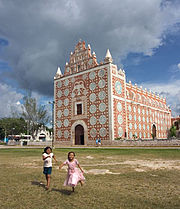 Uayma's Cathedral [1]