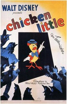 Image result for chicken little 1943