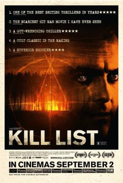 Kill List by Ben Wheatley