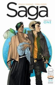 Image result for saga graphic novel