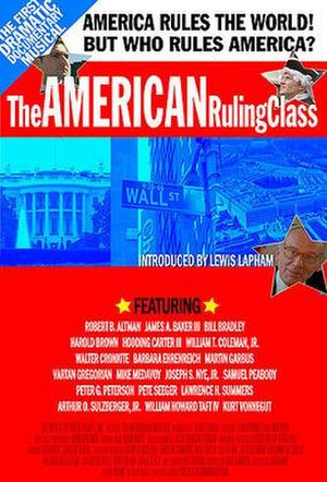 The American Ruling Class