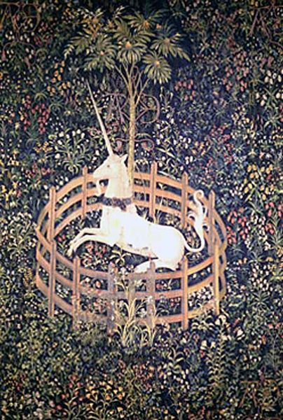 unicorn tapestry picture from wikipedia