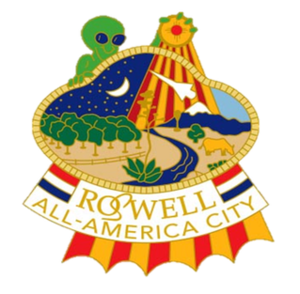 Official seal of City of Roswell