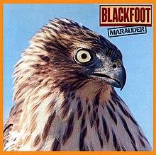 Blackfoot - Marauder