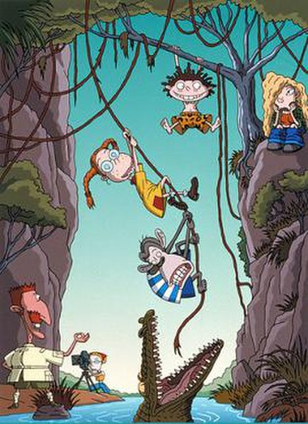 The Wild Thornberrys at their finest.