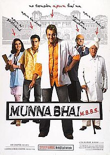 Image result for munna bhai mbbs movie