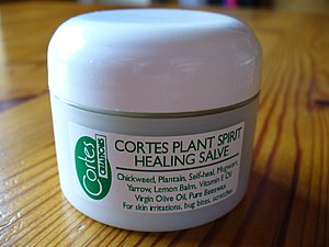 Cortes Healing Salve