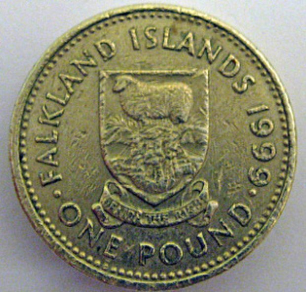 File:Falklands one pound coin.JPG