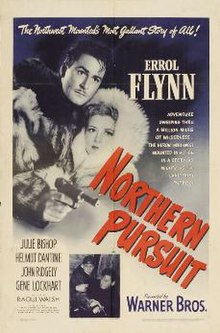 Northern Pursuit Wikipedia
