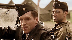 From left: Damian Lewis as Major Richard Winte...