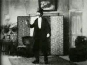 Screenshot from The Magician (Edison Mfg. Co, ...