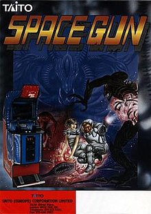 Space Gun Video Game Wikipedia