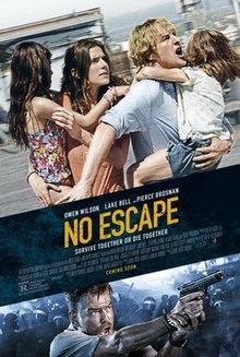 No Escape (2015 film) poster.jpg