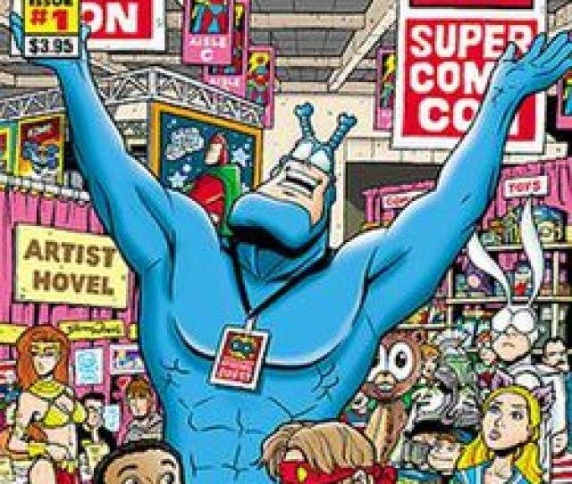 Tick Comic Con Extravaganza 1 Jpg