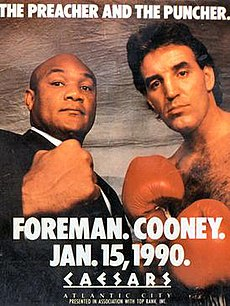 George Foreman Vs Gerry Cooney Wikipedia
