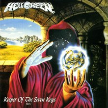 Helloween - Keeper Of The Seven Keys Parts 1&2 Deluxe Edition