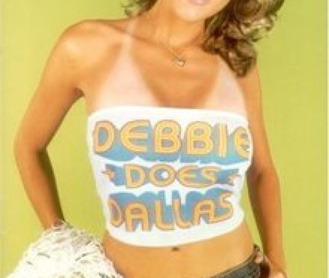 Debbie Does Dallas The Musical Album Cover Jpg
