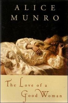 Image result for The Love of a Good Woman, Alice Munro