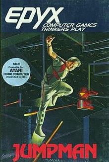 Jumpman Video Game Wikipedia